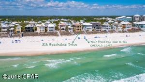 316 Beachside, your front-row seat to the Emerald Coast