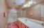 Upstairs hall bath