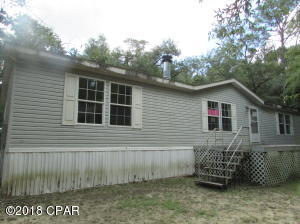 12938 CRYSTAL SPRINGS Road, Fountain, FL 32438