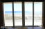 View of ocean from family room