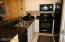 GRANITE AND BLACK APPLIANCES....EASY TO KEEP CLEAN!!