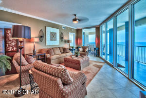 Luxurious 3BR West corner unit with floor to ceiling glass windows & doors, phenomenal views, and two balconies!