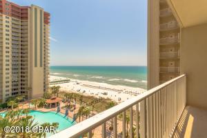 9900 S Thomas Drive, 907, Panama City Beach, FL 32408