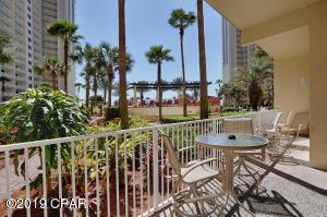 9900 S Thomas Drive, 116, Panama City Beach, FL 32408