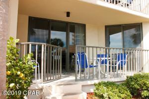 Go directly from the unit to the pool deck and the beach from the unit's balcony.