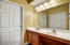 Bathroom #2 Double Sinks