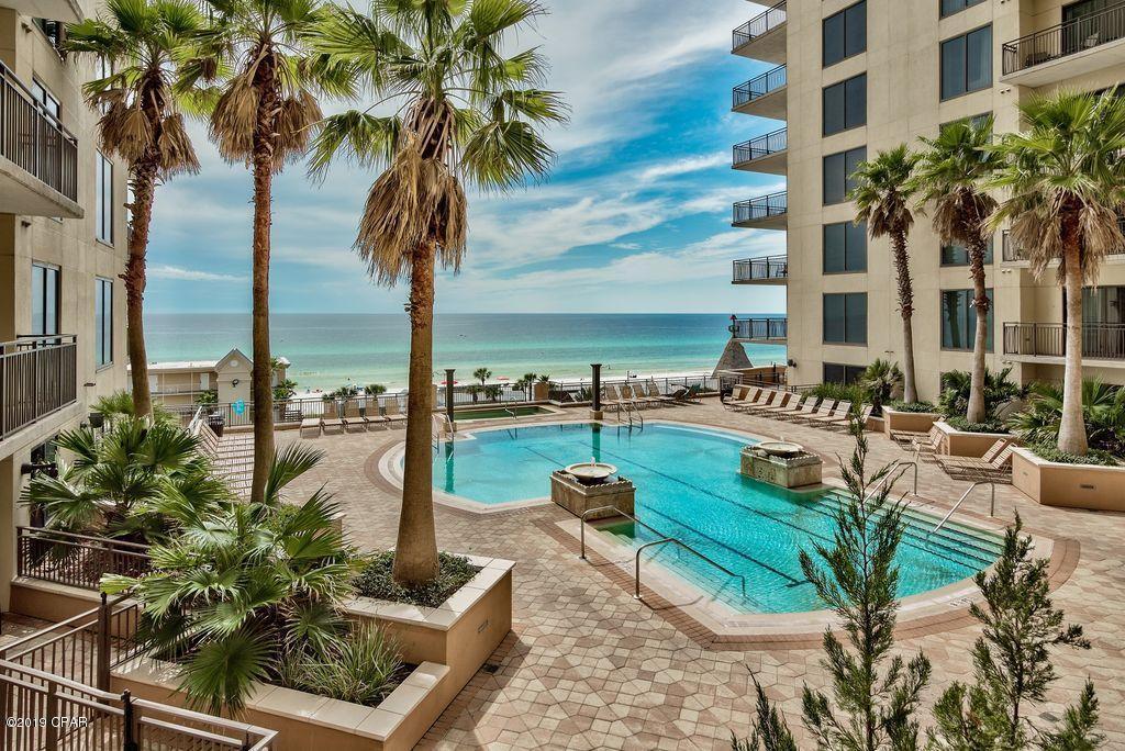15100 Front Beach Road, 524, Panama City Beach, FL 32413 (MLS# 681507) |