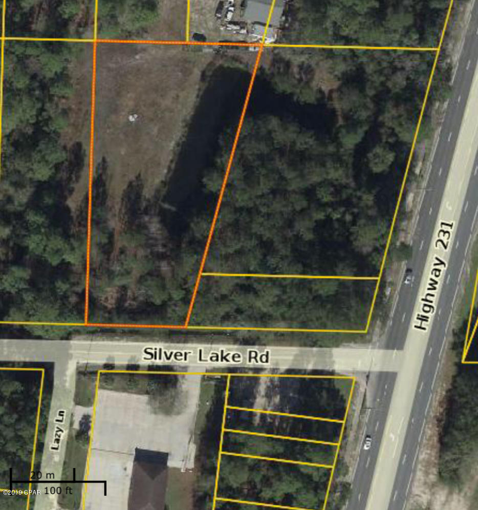 Photo of Lots 15 & 16 Silver Lake Fountain FL 32438