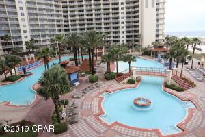 9900 Thomas Drive, 404, Panama City Beach, FL 32408
