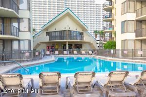 9850 S Thomas Drive, W-405, Panama City Beach, FL 32408
