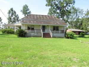 21745 NE W L Godwin Road, Blountstown, FL 32424