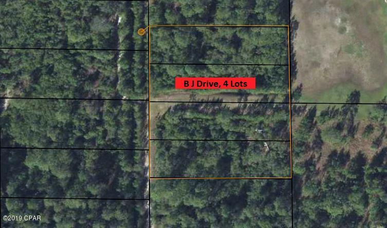 Photo of 4 lots Bj Drive Panama City FL 32404