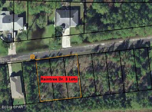 Photo of 3 lots Raintree Drive Panama City FL 32404