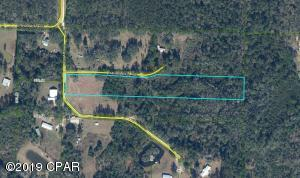 00 Indian Well Road, Caryville, FL 32427