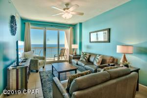 Incredible, fully furnished 2-bedroom, 2-bath gulf front unit with bunk room at Sunrise Beach!