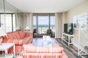 7205 Thomas Drive, E605, Panama City Beach, FL 32408