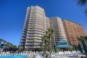 7205 Thomas Drive, E806, Panama City Beach, FL 32408