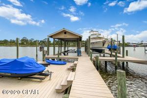 8203 N Lagoon Drive, Panama City Beach, FL 32408