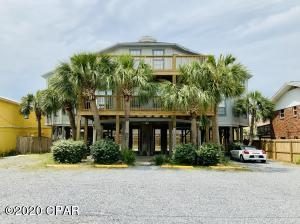 Six units only with views of the Gulf of Mexico.