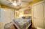 Updated large Master Bedroom
