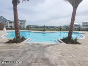 Brand New Pool, steps from your front door. No Maintenance!