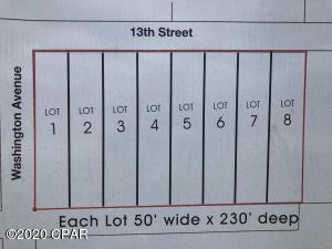 Lot 3-8 13th Street