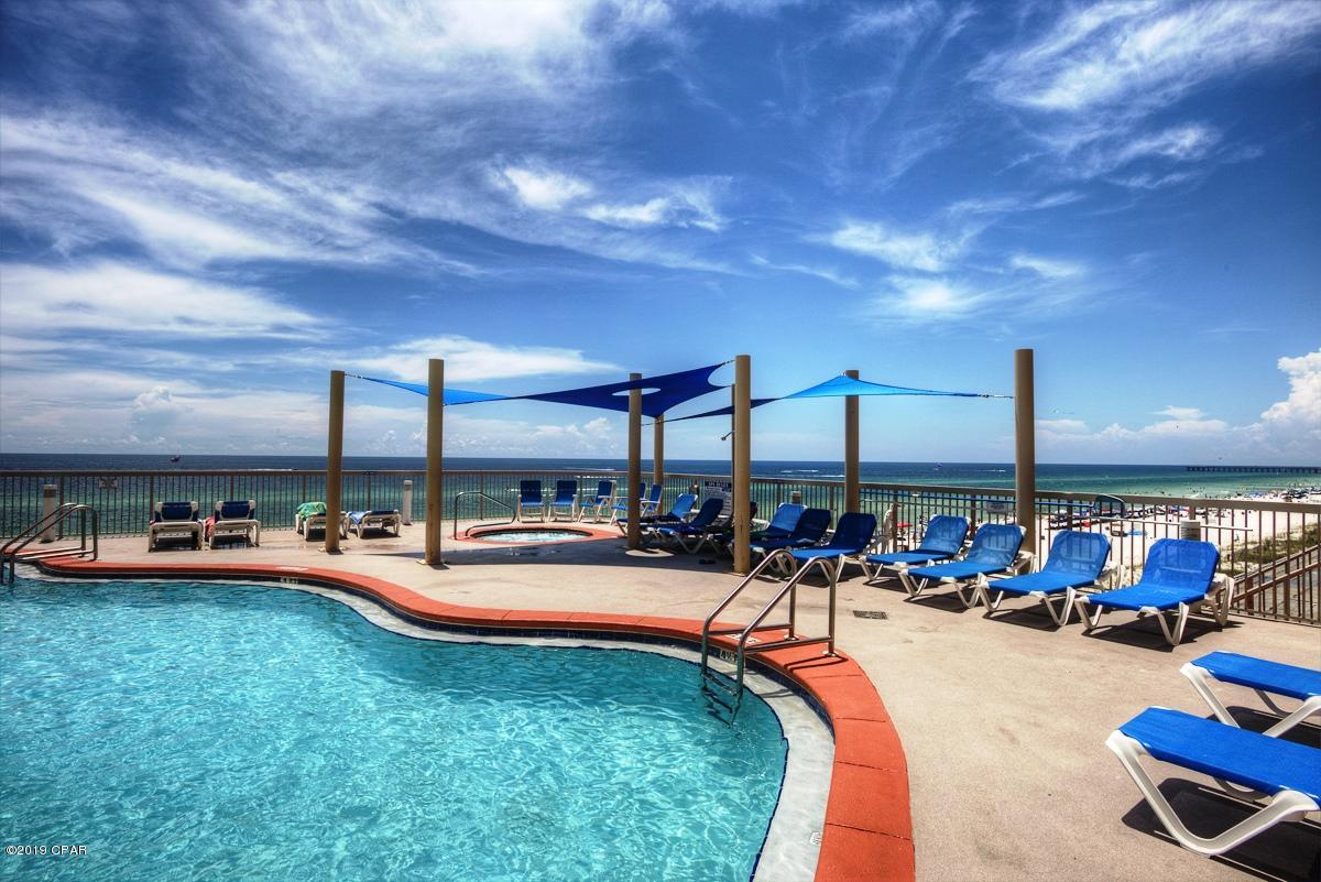 BEST 2BR+BUNK ROOM VALUE on BEACH! This is the ultimate 2BR Sunrise Beach Resort condo floorplan. Th
