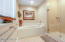 Bedroom 3 Bathroom with Garden Tub and Walk-In Shower