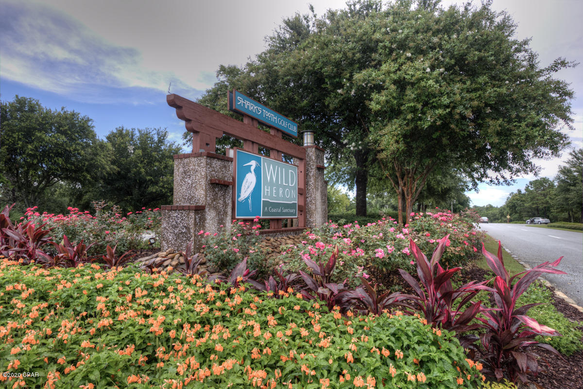 An incredible opportunity to buy a homesite in the gated Wild Heron Community which boast of one of