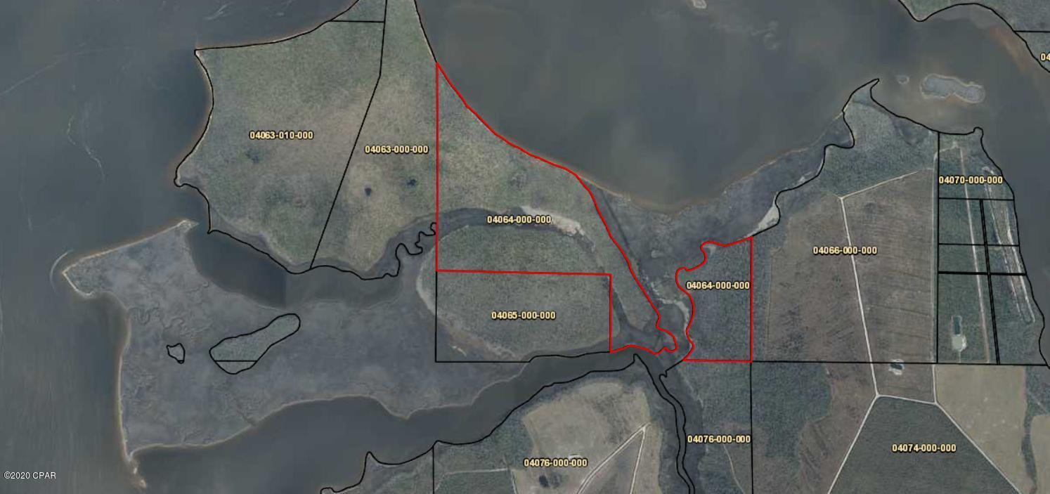 Photo of 300 acres Intercoastal Waterway Mexico Beach FL 32410
