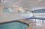Roman spas inside fitness center