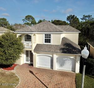Popular floor plan with master bedroom downstairs in an attractive, small community.