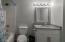 Master Bath & 2nd Full Bath are the same upgrades, décor & size
