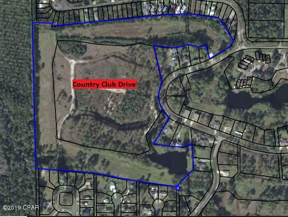 Photo of Acreage Country Club Drive Panama City FL 32404