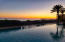 The Pool Deck shortly after Sunset