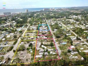 8425 Terrell St (11Units 2.5 acres) Street, 11 rentals, Panama City Beach, FL 32408