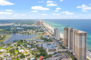 Within walking distance of Russell-Fields Pier and the amenities of Pier Park.