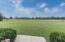 Front lawn, looking toward Hwy 162