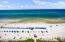 Amazing, unobstructed views of the Gulf of Mexico and white sand beaches await you in this beach front unit at Palazzo.