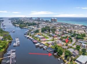 8132 S Lagoon Drive, Panama City Beach, FL 32408