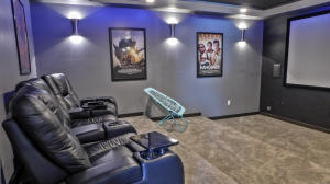Movie Theatre Room