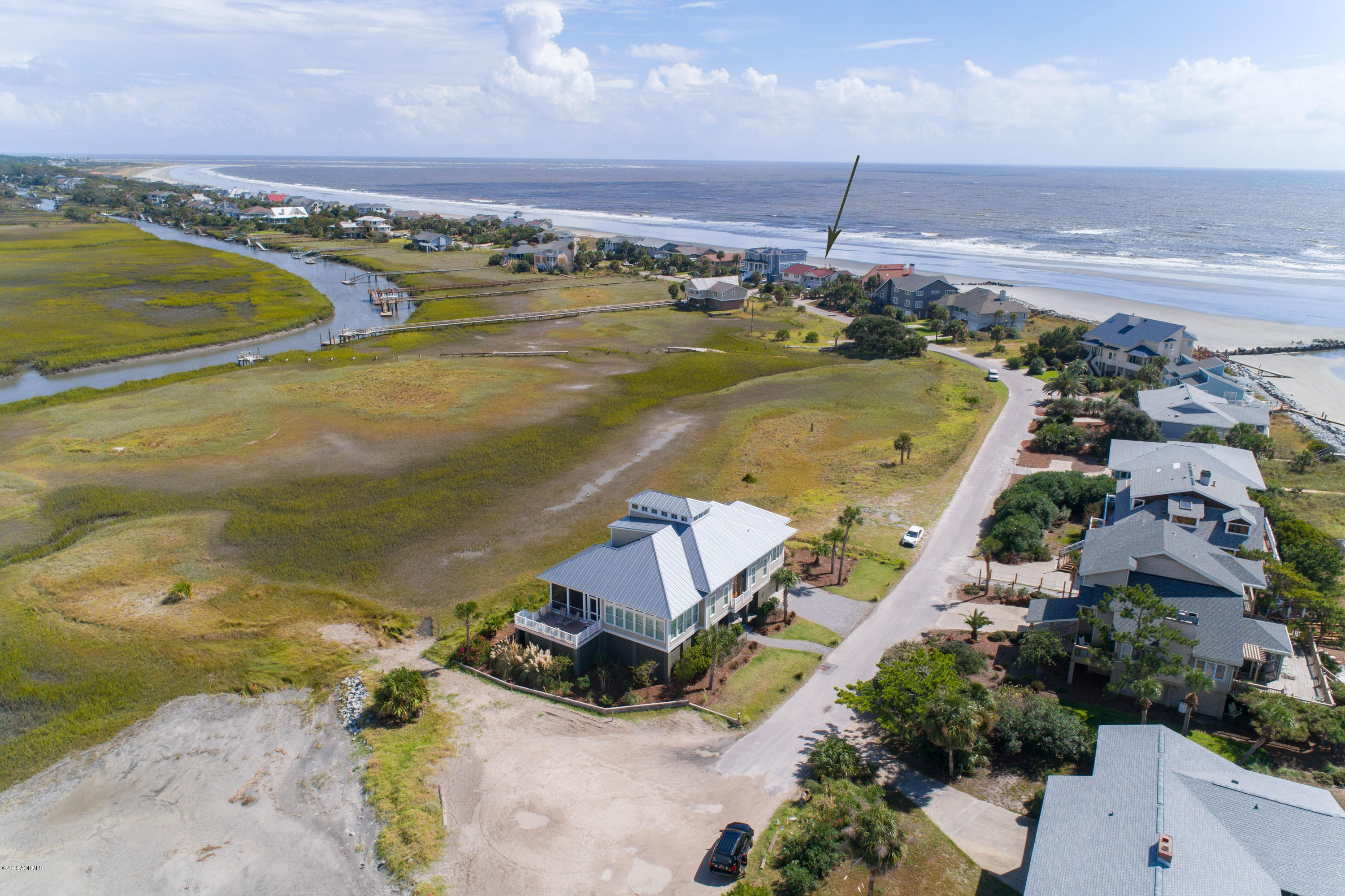 Photo of 496 Tarpon Boulevard, Fripp Island, SC 29920