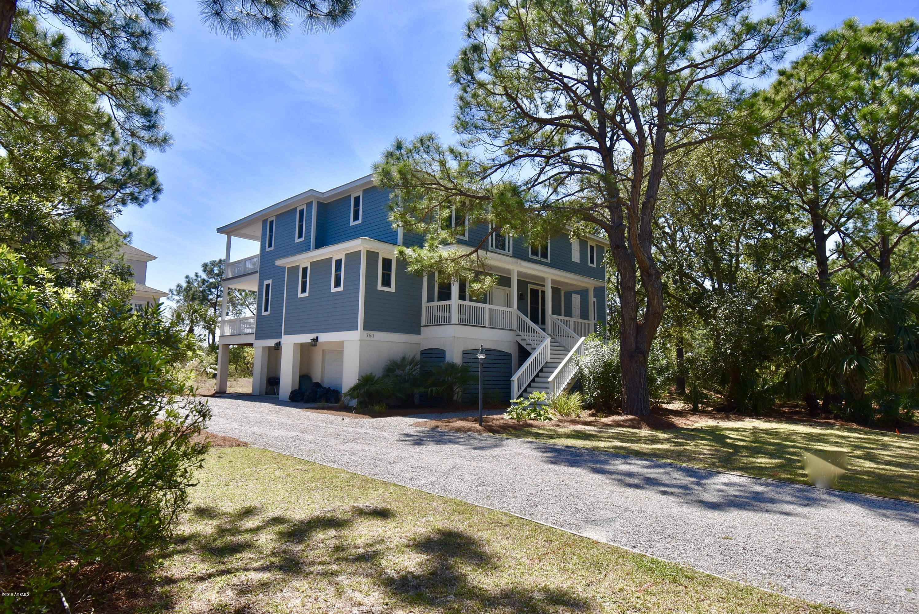 Photo of 751 Marlin Drive, Fripp Island, SC 29920