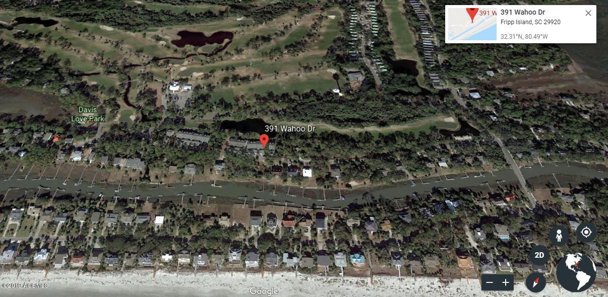 Photo of 391 Wahoo Drive, Fripp Island, SC 29920
