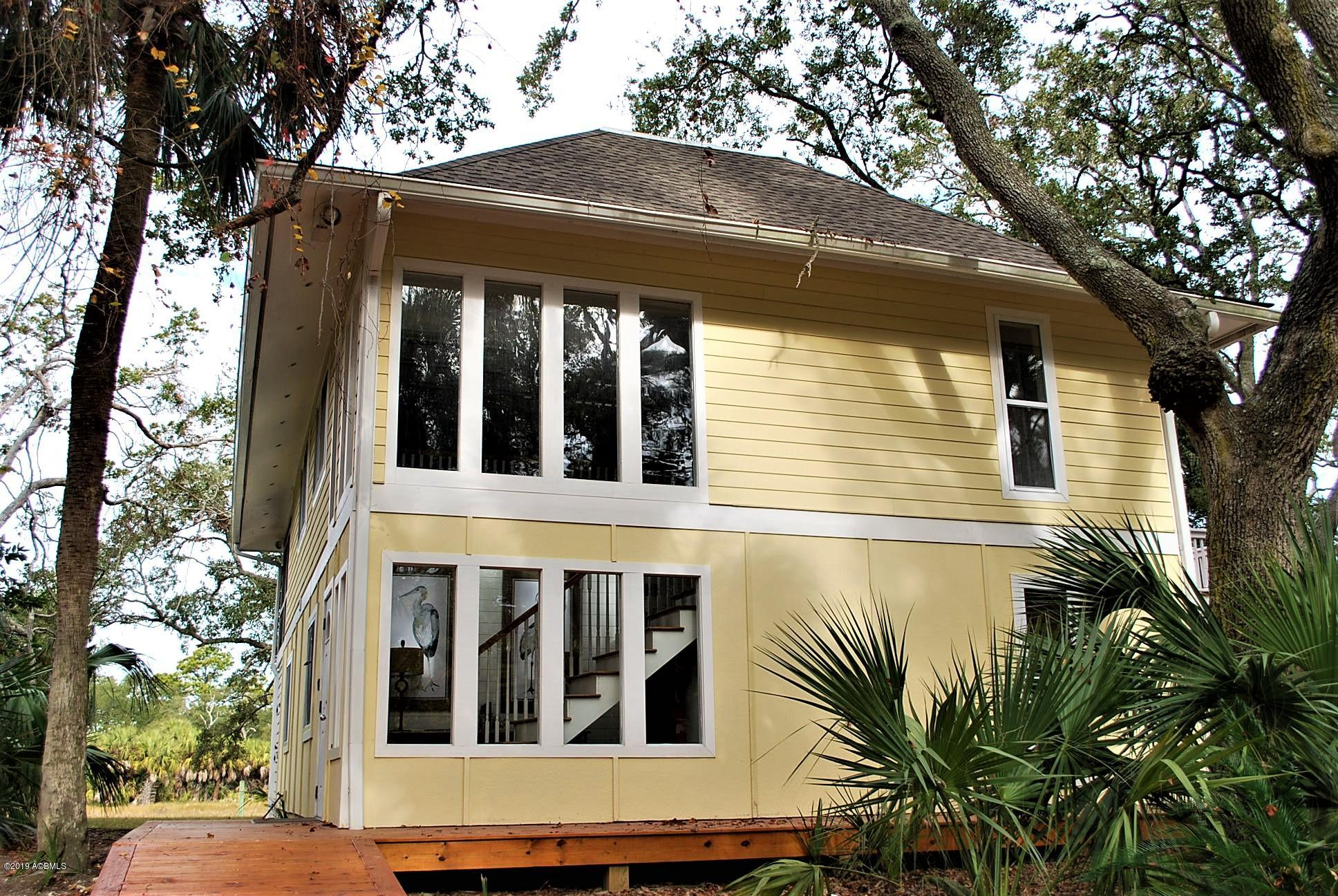 Photo of 353 Tarpon Boulevard, Fripp Island, SC 29920