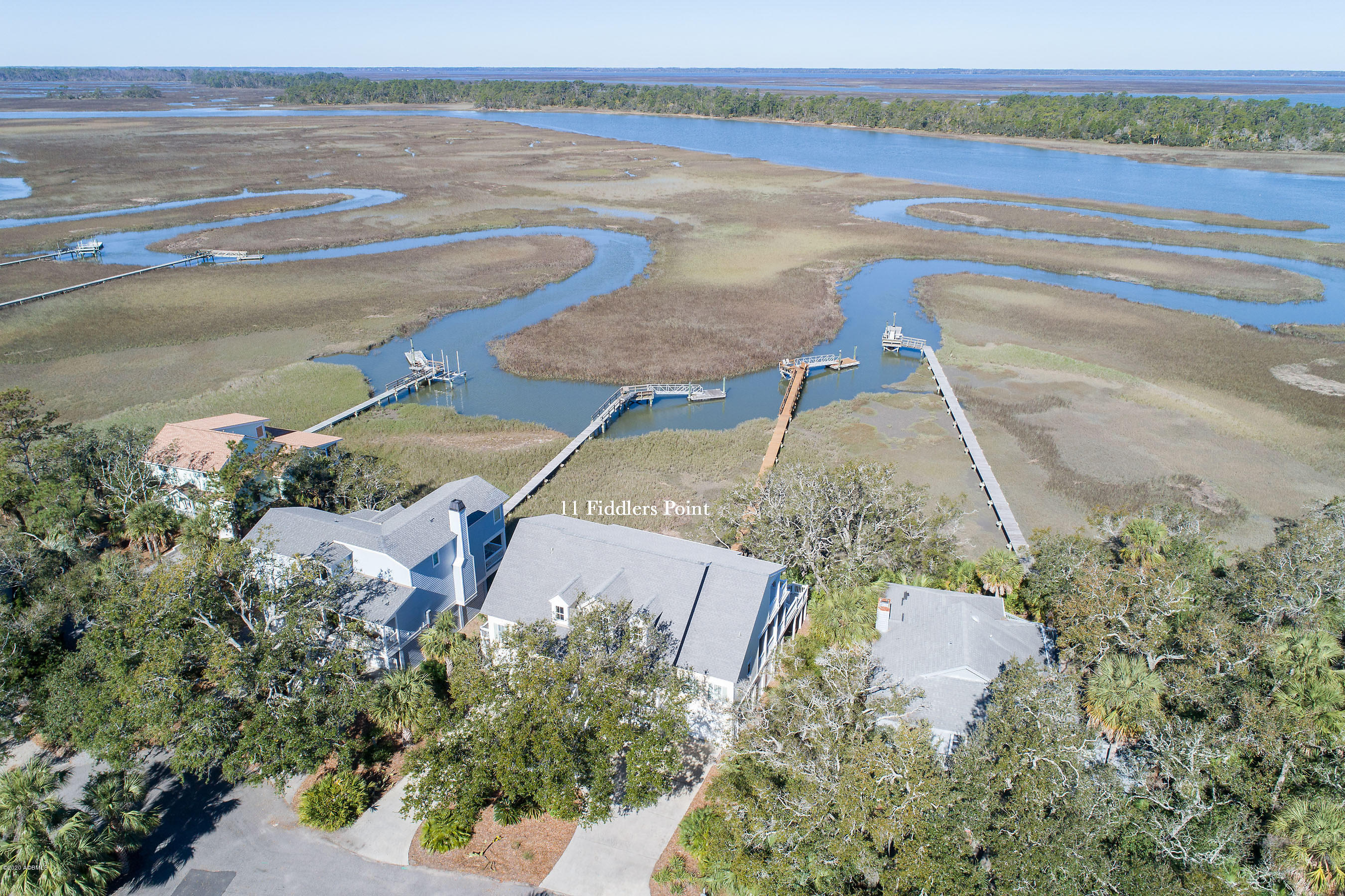 Photo of 11 Fiddlers Point, Fripp Island, SC 29920