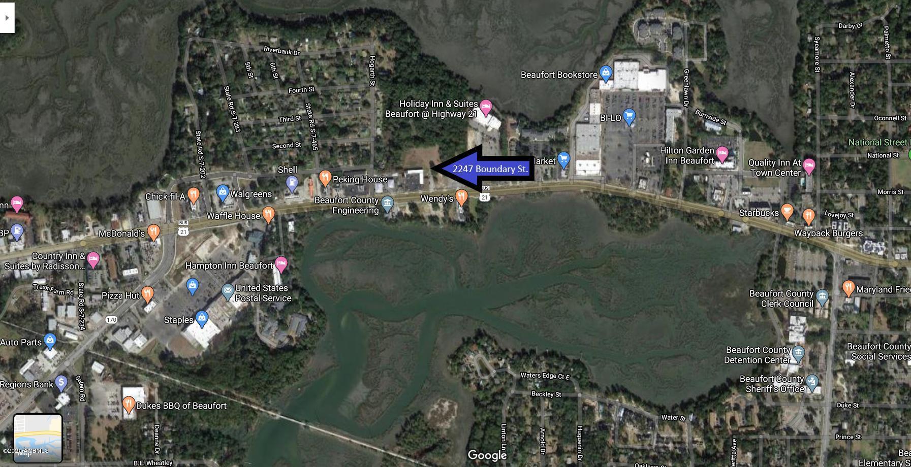 Photo of 2247 Boundary Street, Beaufort, SC 29902