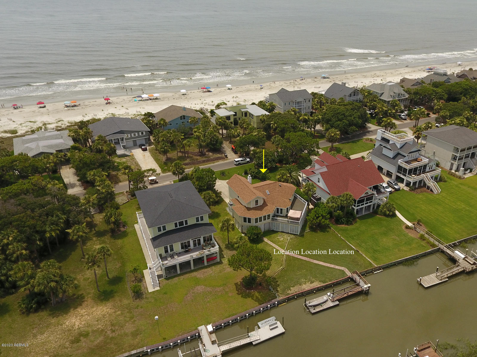 Photo of 409 Tarpon Blvd, Fripp Island, SC 29920