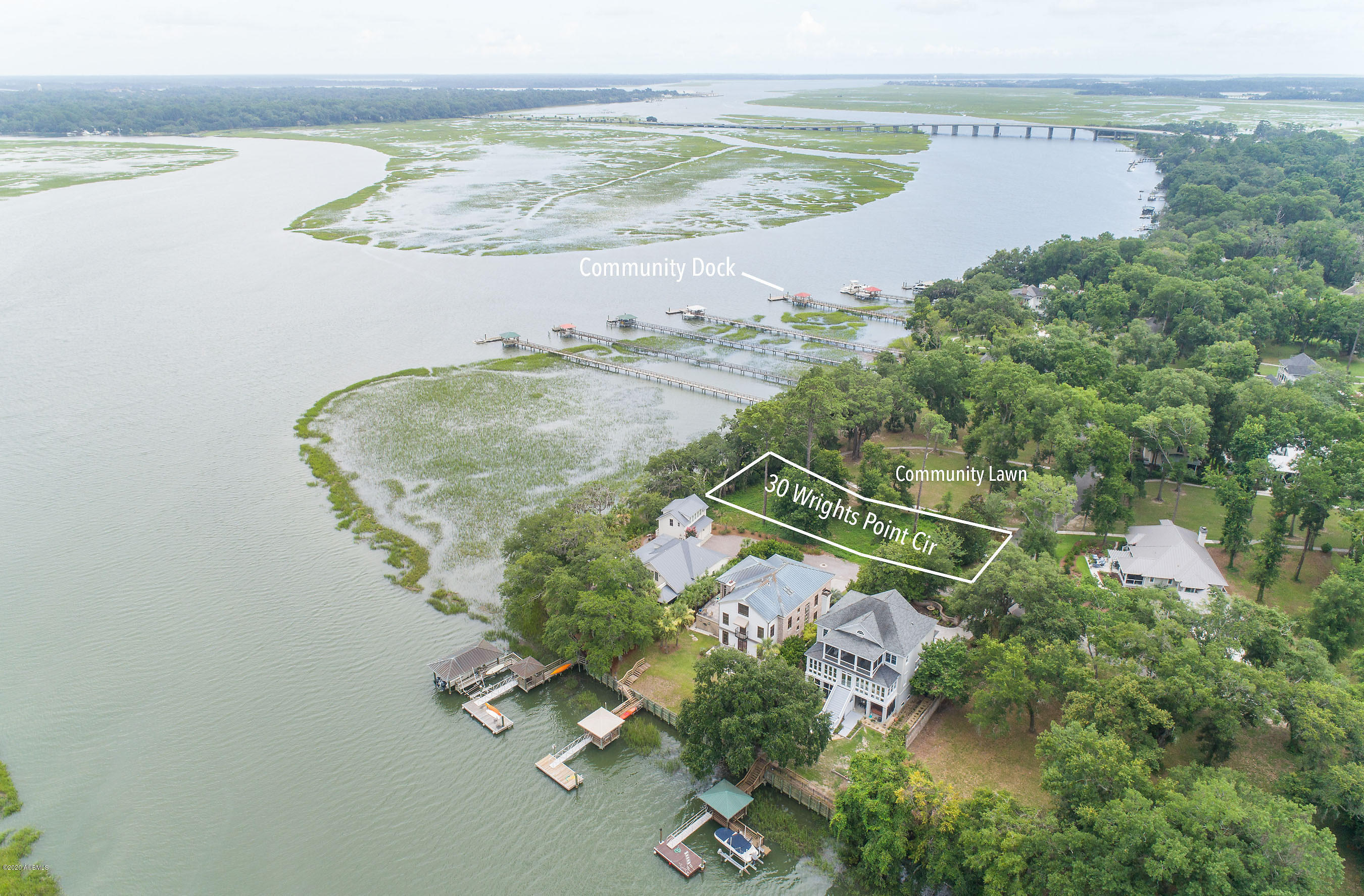 Photo of 30 Wrights Point Circle, Beaufort, SC 29902
