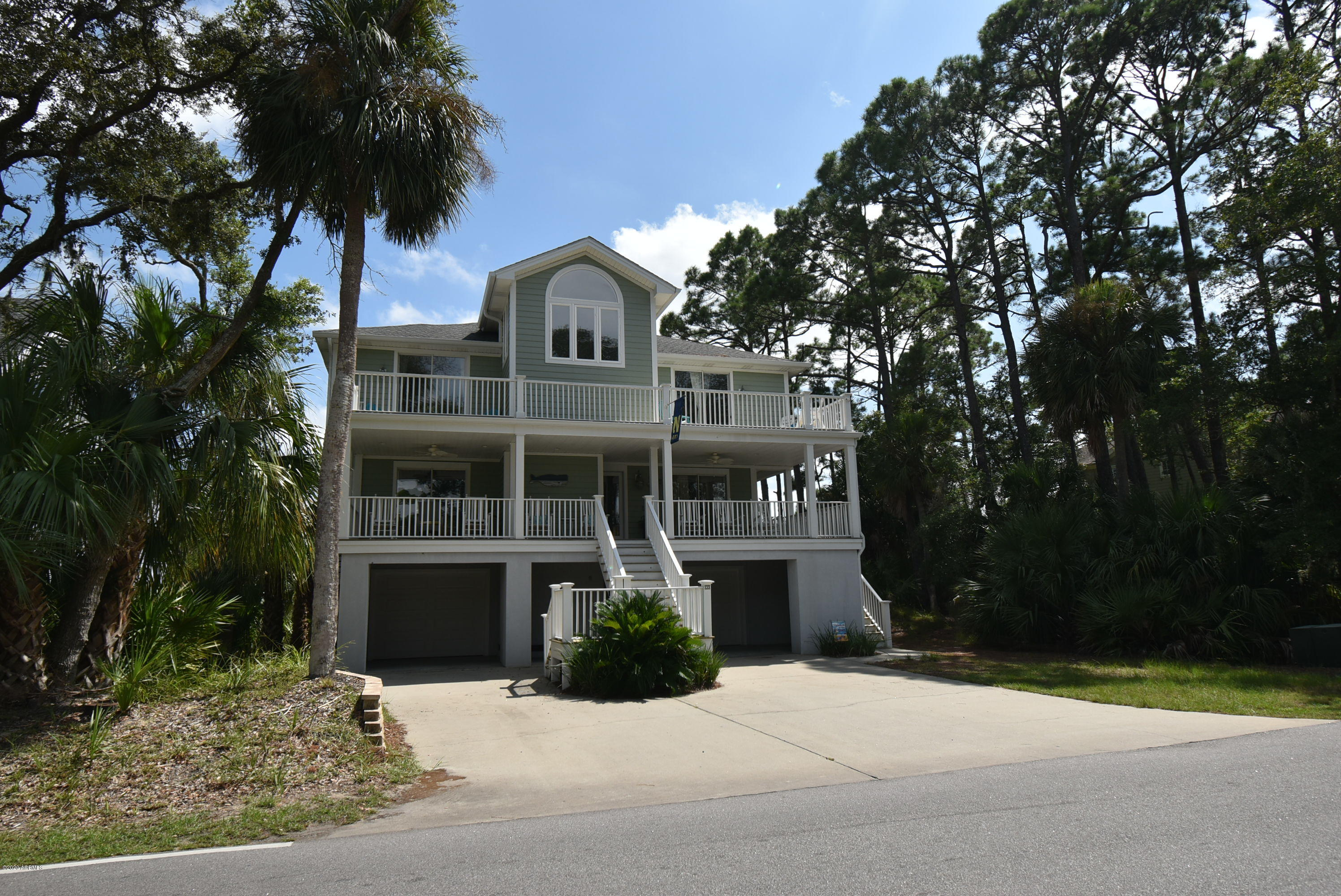 Photo of 115 Ocean Creek Boulevard, Fripp Island, SC 29920